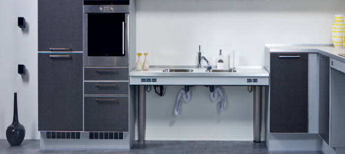 Accessible kitchens Image