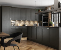 Aldana Graphite Kitchen