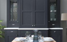 Belgravia Porcelain and Slate Blue