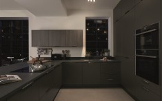 Porter Matt Graphite Kitchen