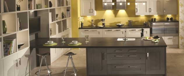 Clonmel Anthracite & Mussel Kitchen