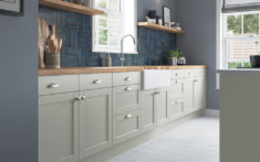 Dawson Light Grey Cameo kitchen