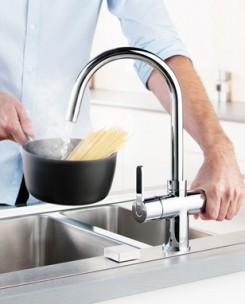 Franke boiling water tap3