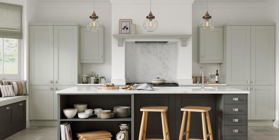 Kensington Mussel and Lava Kitchen