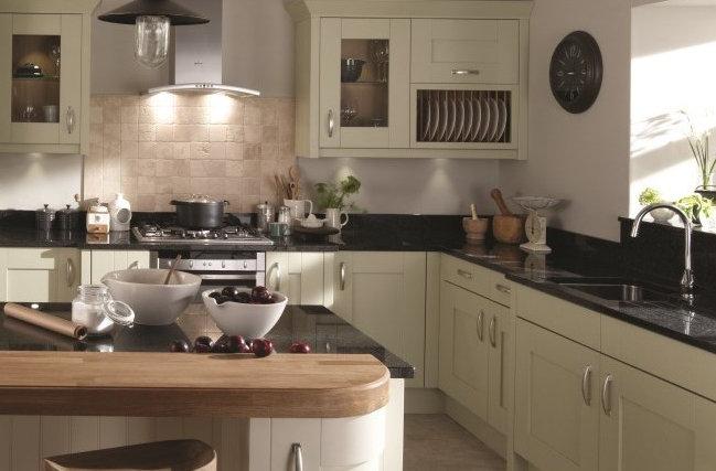 Milton sage kitchen