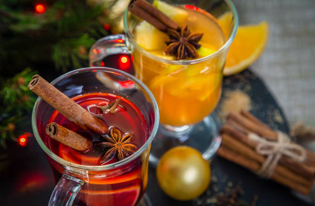 Mulled Wine and Cider