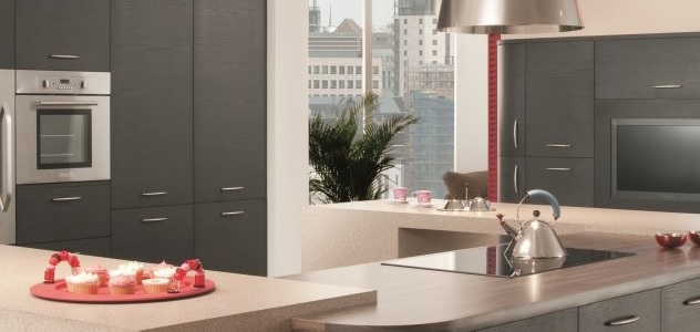 Tavlova Anthracite Kitchen