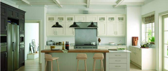 wakefield sage green and ivory kitchen - Sage Kitchen