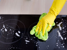 cleaninginductionhob