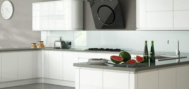 larissa handleless kitchen