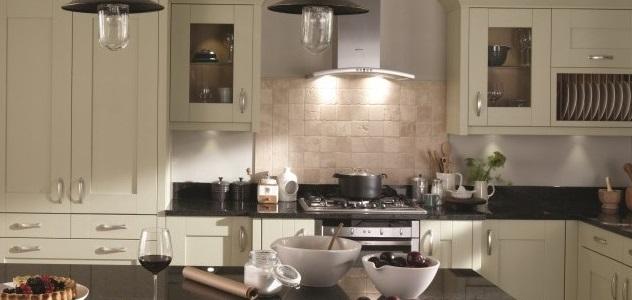 milbourne sage green kitchen