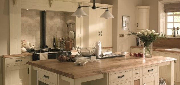 milton ivory kitchen