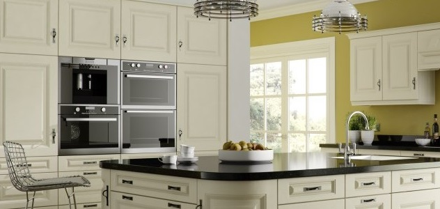 oxford ivory ash kitchen