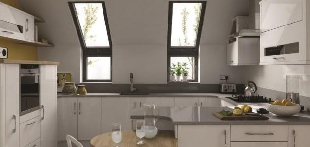 porter white kitchen
