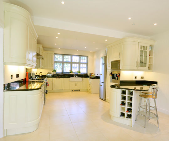 Price Of New Kitchen: Tony Tobin's New Kitchen Fitted By Price Kitchens